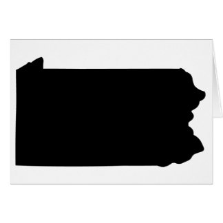 American State of Pennsylvania Card