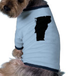 American State of Vermont Pet Clothes