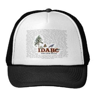 American States  -  Idaho Trucker Hat