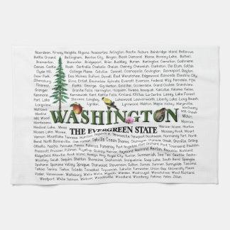 American States - Washington Kitchen Towel