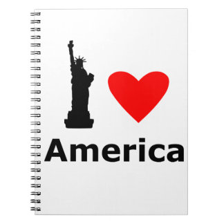 American Statue of Liberty Notebook