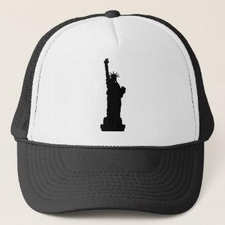 American Statue of Liberty Trucker Hat
