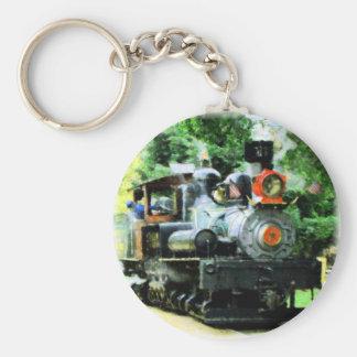 american steam train key chains