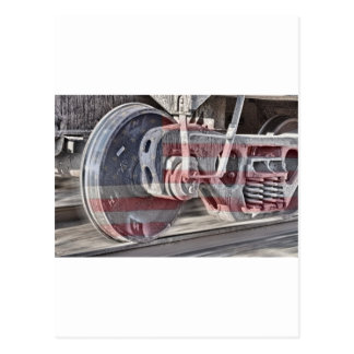 American Steel Postcard