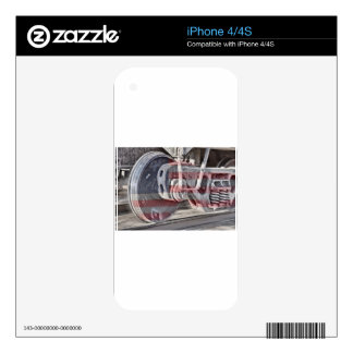 American Steel Skins For The iPhone 4