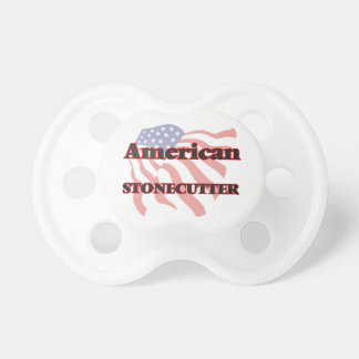 American Stonecutter BooginHead Pacifier