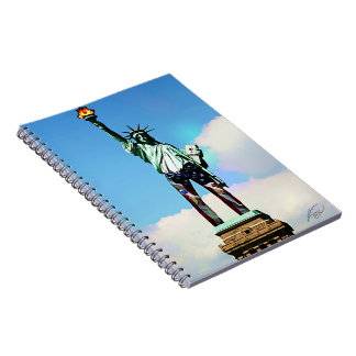 AMERICAN STYLE SPIRAL NOTEBOOK