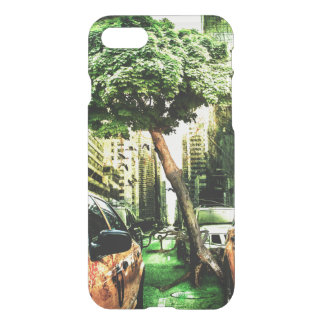 American Style with Taxi iPhone 7 Case
