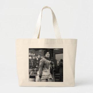 American Suffragette, 1910 Bag