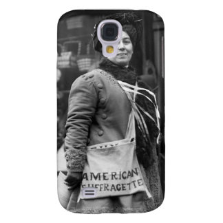 American Suffragette, 1910 Galaxy S4 Cases