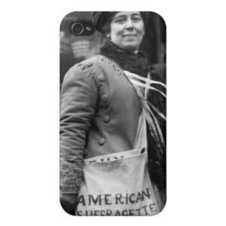 American Suffragette, 1910 iPhone 4 Cover