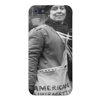 American Suffragette, 1910 Cover For iPhone 5