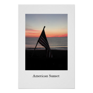 American Sunset 2 Poster