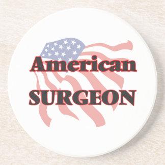 American Surgeon Coaster