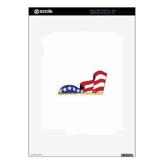 American Sweetheart iPad 2 Skin