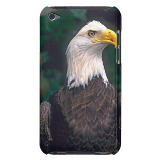 American Symbol of Freedom The Bald Eagle in the Barely There iPod Case