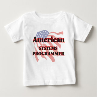 American Systems Programmer Tshirts