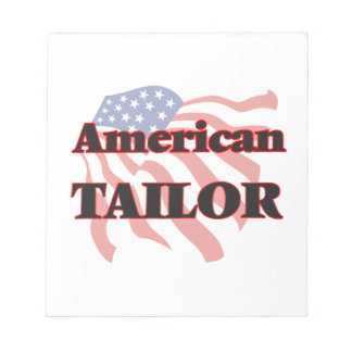 American Tailor Notepads
