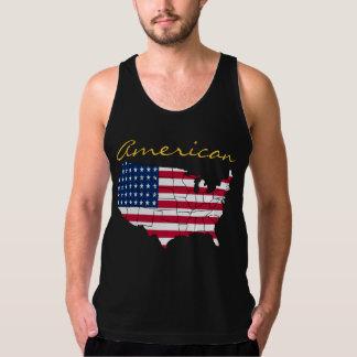 American Tank Top