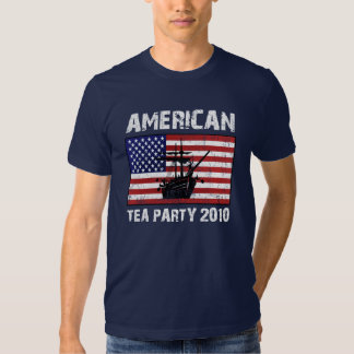 American Tea Party 2010 Shirt