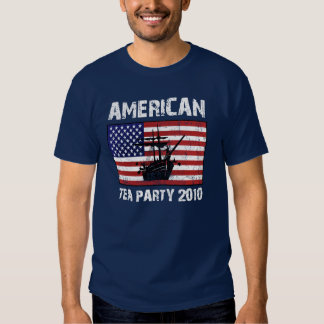American Tea Party 2010 T Shirt