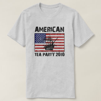American Tea Party 2010 Tee Shirt