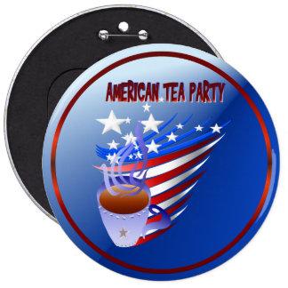 American Tea Party Button