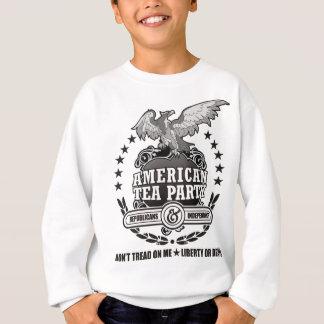 AMERICAN TEA PARTY EAGLE.png Sweatshirt