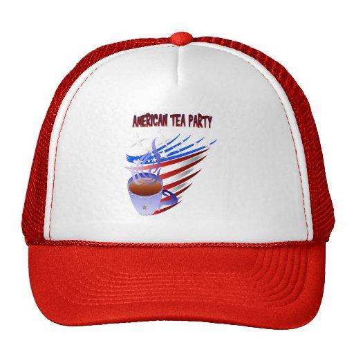 American Tea Party Hat