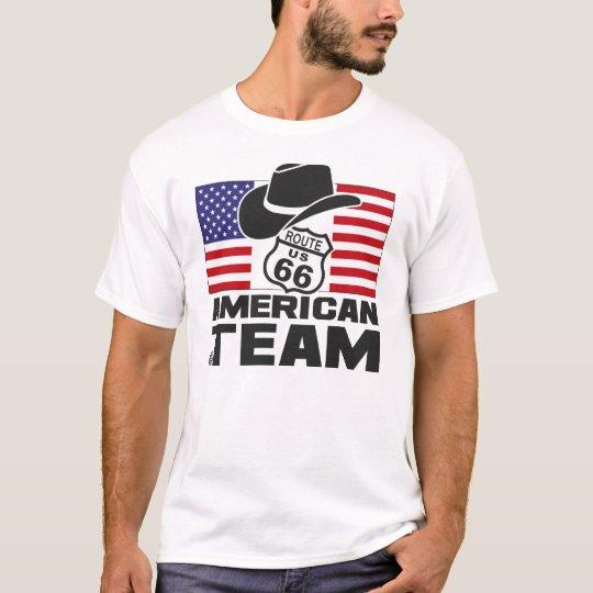 American TEAM T-Shirt