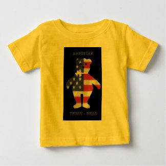 """"""" American Teddybear """" Baby T-Shirt"""