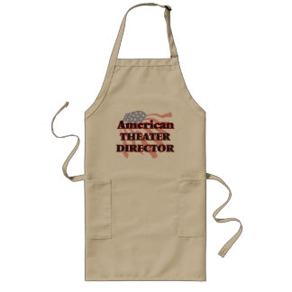 American Theater Director Long Apron