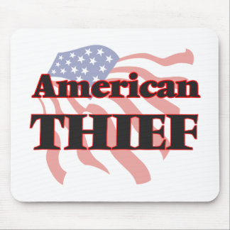 American Thief Mouse Pad