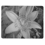 American Tiger Lily (Black and White) Journal