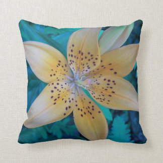 American Tiger Lily Pillows