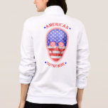 American to the bone fade jacket