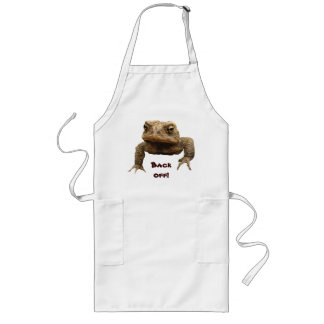American Toad Long Apron