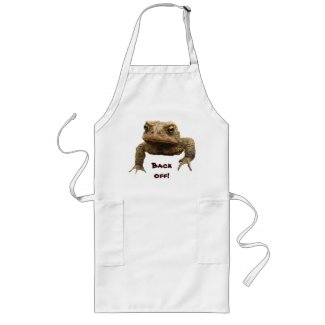 American Toad Aprons