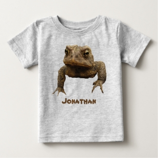 American Toad Baby T-shirt