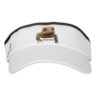 American Toad Headsweats Visors