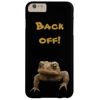 American Toad iPhone 6 Plus Case