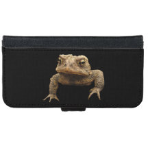 American Toad iPhone 6 Wallet Case