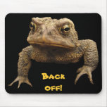 American Toad Mouse Pad