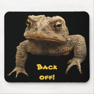 American Toad Mousepad