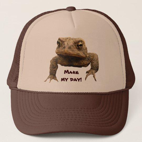 American Toad Trucker Hat