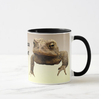 American Toads Back Off Mug