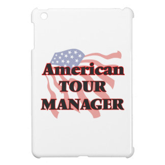 American Tour Manager Case For The iPad Mini