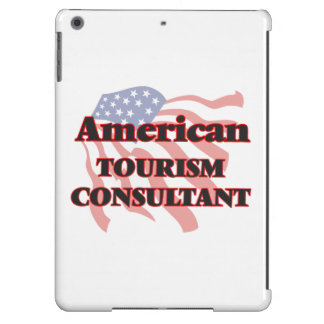 American Tourism Consultant Cover For iPad Air