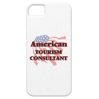 American Tourism Consultant iPhone 5 Cover