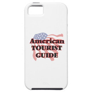 American Tourist Guide iPhone 5 Covers